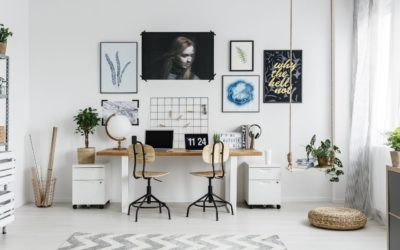 Home Office Ideas: How To Personalize Your Workspace