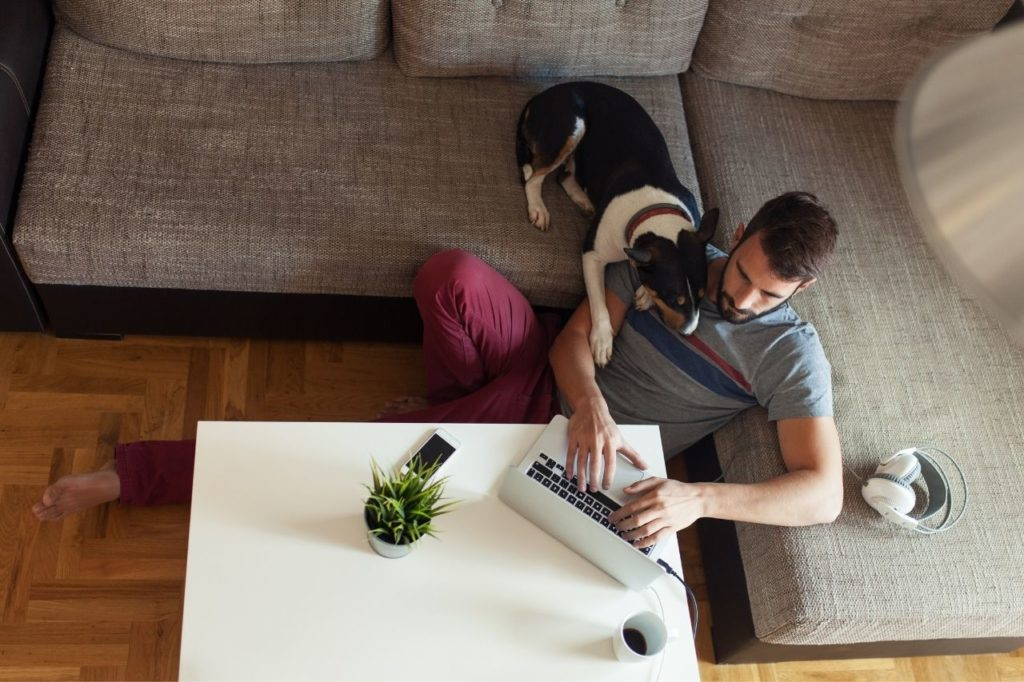 Part-time work from home