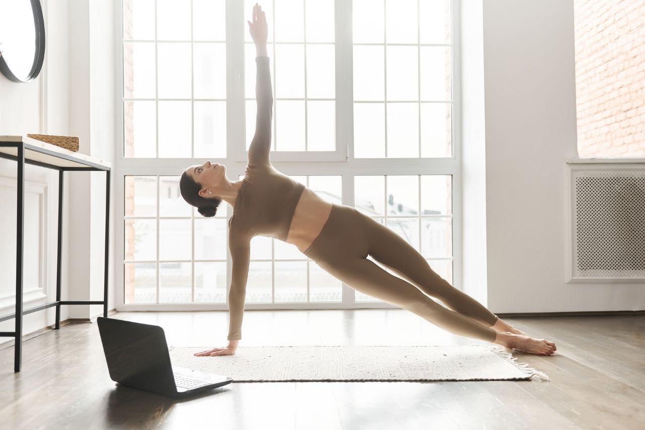 fitness training online